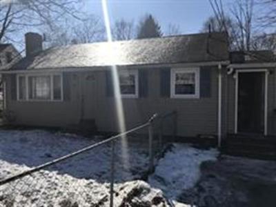 Brockton Single Family Home For Sale: 31 Pine St