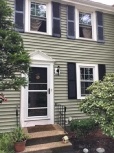 Marshfield Rental For Rent: 848 Plain St #5