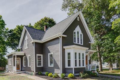 Abington Single Family Home For Sale: 60 Park Ave