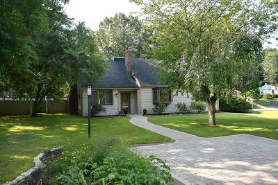 Sudbury Single Family Home Under Agreement: 141 Stock Farm Road