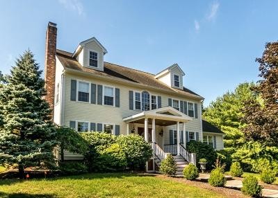 Waltham Single Family Home For Sale: 89 Lincoln Woods Road