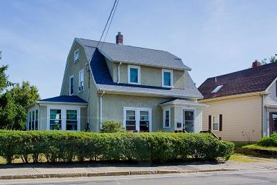 Gloucester Single Family Home Under Agreement: 103 Essex Ave