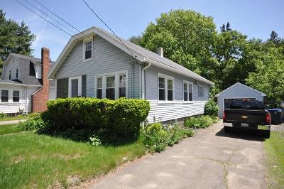 Natick Single Family Home Under Agreement: 118 S Main St