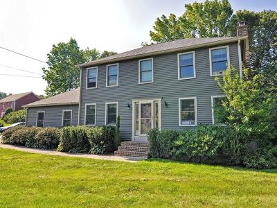 Franklin Single Family Home Price Changed: 4 Woodchester Rd