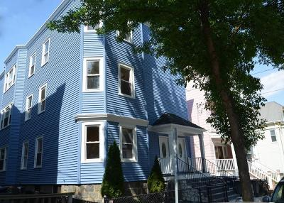 Condo/Townhouse Under Agreement: 58-60 Copeland Street #C
