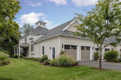 Hingham Single Family Home For Sale: 10 Backriver Rd #10
