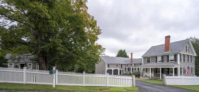 Harvard Single Family Home For Sale: 7 Old Littleton Road