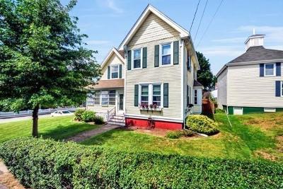 Woburn Single Family Home Under Agreement: 14 Green Street