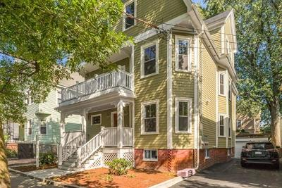 Condo/Townhouse Under Agreement: 167 Willow Avenue #1