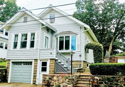 Saugus Single Family Home Under Agreement: 9 Montgomery Street