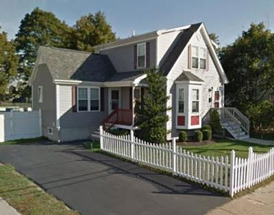 Attleboro Single Family Home Under Agreement: 154 Pine Street