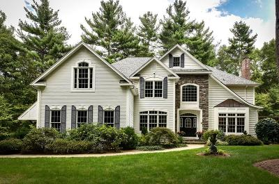 Hopkinton Single Family Home Under Agreement: 18 Falcon Ridge Drive