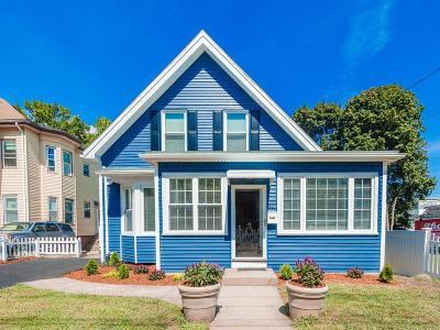 Medford Single Family Home Under Agreement: 35 4th St
