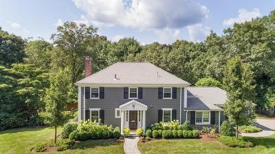 Wellesley Single Family Home For Sale: 123 Suffolk Road