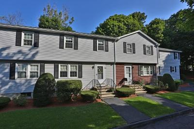 Wakefield Condo/Townhouse Under Agreement: 1008 Main St #D