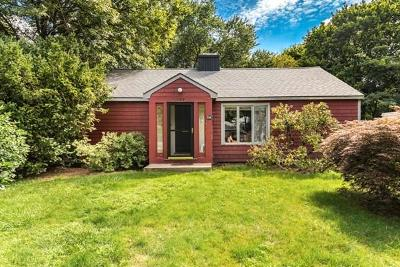 Newton Single Family Home Price Changed: 184 Upland Ave
