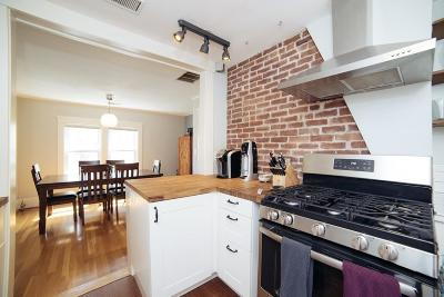 Beverly Condo/Townhouse Under Agreement: 45 Sohier Rd #2