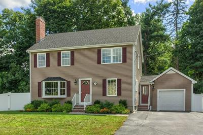Franklin Single Family Home Under Agreement: 15 Concord St