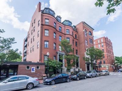 Condo/Townhouse Under Agreement: 411 Shawmut Ave #4
