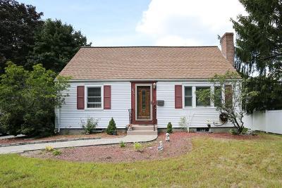 Framingham Single Family Home For Sale: 677 Water Street