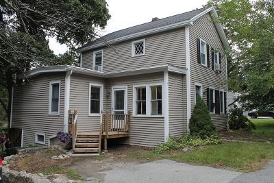 Marlborough Single Family Home Under Agreement: 96 Hosmer St