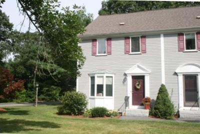 Peabody Condo/Townhouse Contingent: 4201 Woodbridge Road #4201