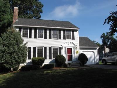 Billerica, Chelmsford, Lowell Condo/Townhouse Under Agreement: 81 Stonegate Rd #81