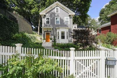 Single Family Home Under Agreement: 205 R Chestnut Ave