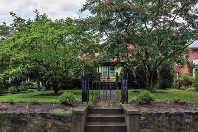 Newton Single Family Home Under Agreement: 889 Watertown Street