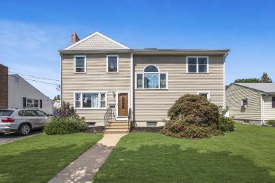 Peabody Single Family Home Under Agreement: 12 Carol Ann Rd