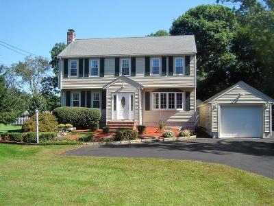Avon Single Family Home Under Agreement: 291 Page St