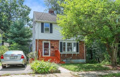 Brookline Single Family Home Contingent: 21 Clearwater Road