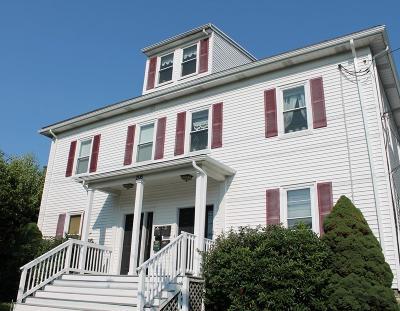 Waltham Condo/Townhouse For Sale: 206 Adams Street #4