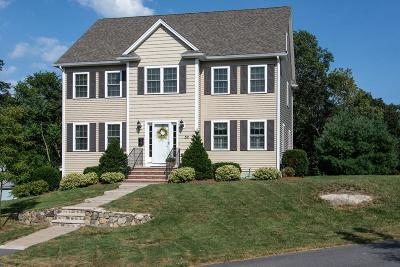 Beverly Single Family Home Under Agreement: 32 Folger Avenue