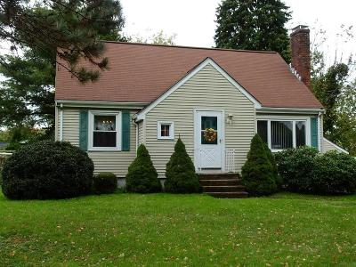 Saugus Single Family Home For Sale: 249 Essex St