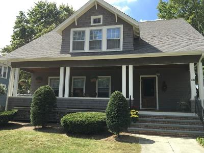Mansfield Single Family Home For Sale: 68 Rumford Ave.