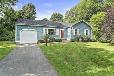 Abington Single Family Home Contingent: 24 Bernard Circle