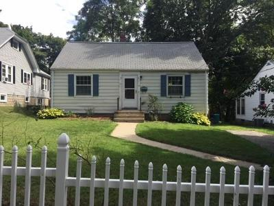 Woburn Single Family Home Under Agreement: 12 Kimball Road