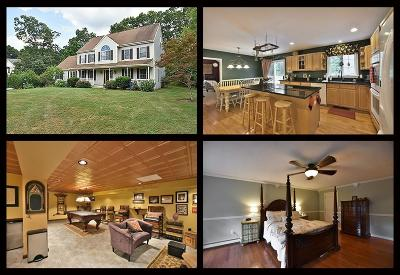 Attleboro Single Family Home For Sale: 23 Whineys Way