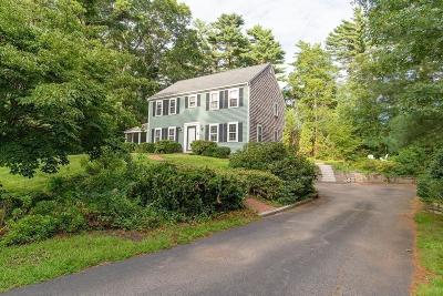 Duxbury Single Family Home For Sale: 85 Otter Rock Road