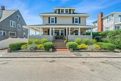 Hull Single Family Home For Sale: 11 Manomet Avenue