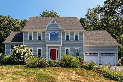 Attleboro Single Family Home For Sale: 49 Cedar Creek Dr