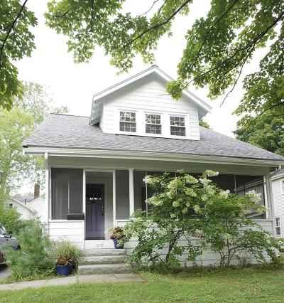 Wellesley Single Family Home For Sale: 279 Weston Rd