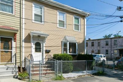 Somerville Single Family Home For Sale: 4 Olive Sq
