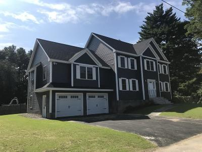 Billerica Single Family Home Under Agreement: 14 Holly Street