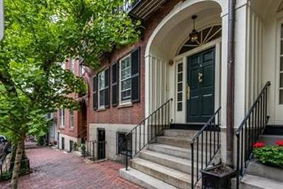 Boston MA Condo/Townhouse Under Agreement: $889,000