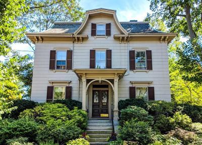 Cambridge Condo/Townhouse Under Agreement: 20 Maple Ave #4