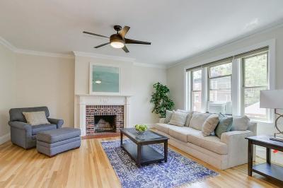 Brookline Condo/Townhouse Contingent: 119 Winthrop Rd #5C