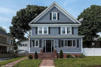 Lowell Single Family Home Under Agreement: 20 Mansur St