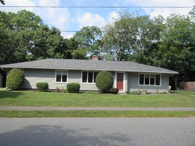 Peabody Single Family Home Under Agreement: 9 Dale Street